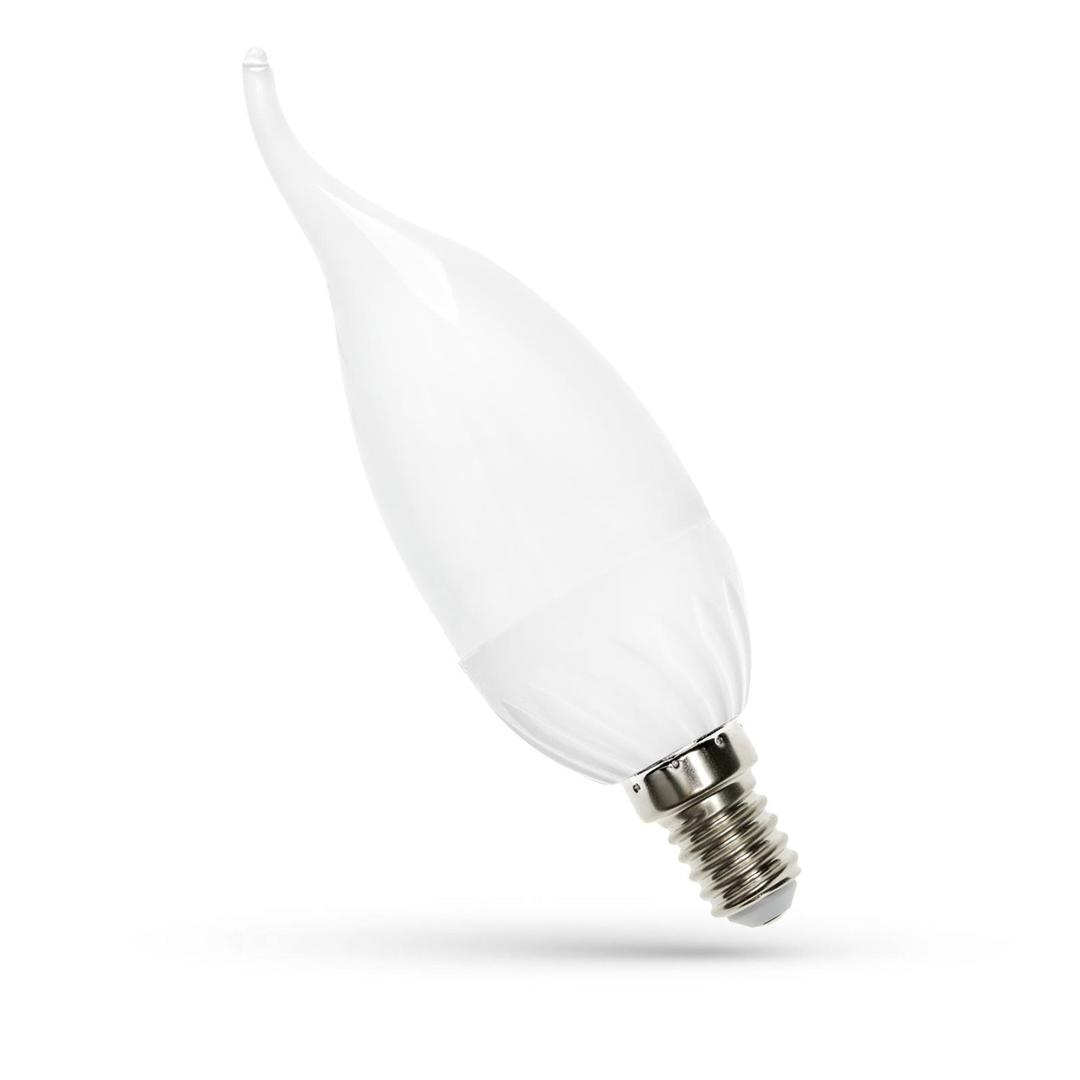 Led Świecowa Deco E-14 230v 4w Ww Spectrum