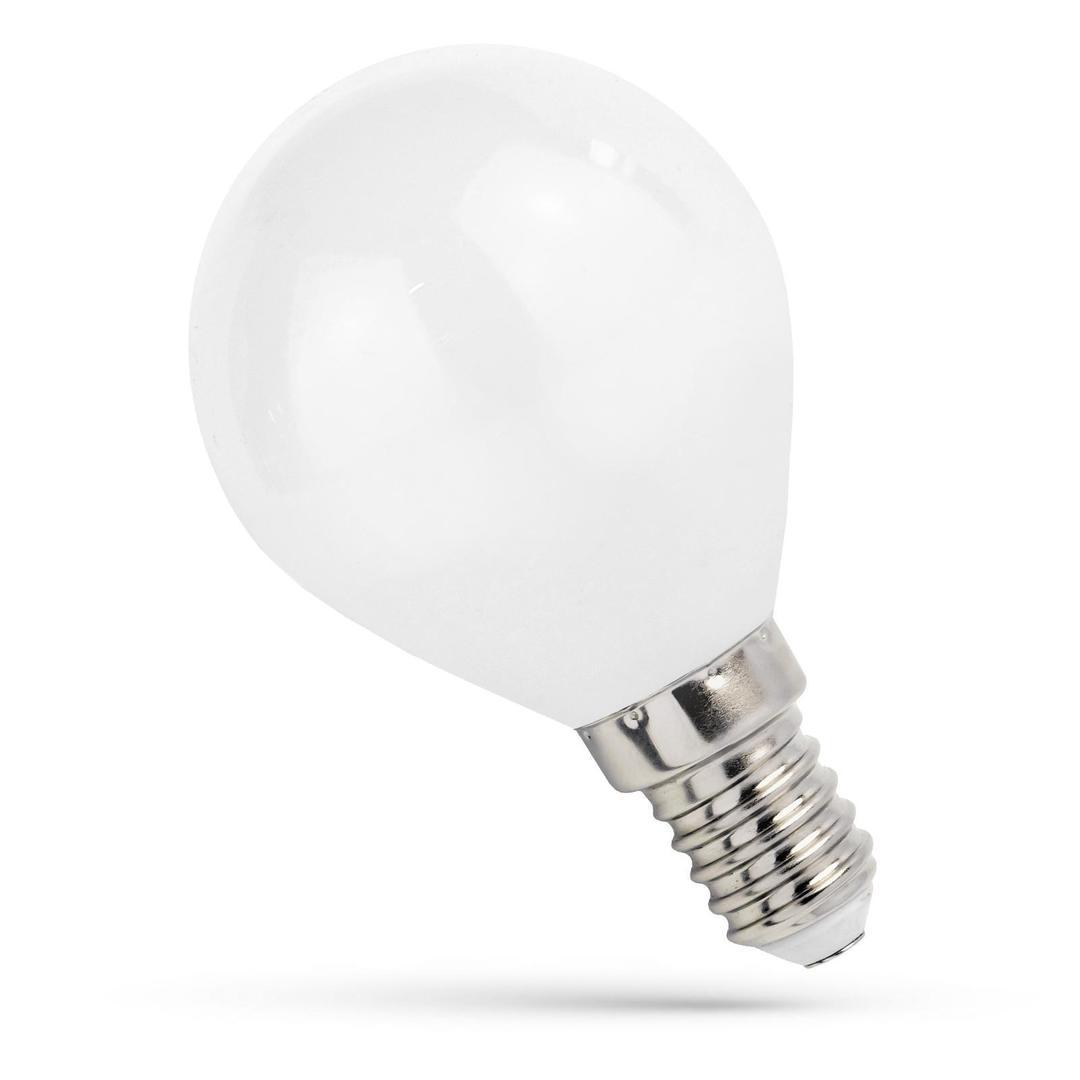 Led Kulka E-14 230v 4wCog Ww White Spectrum