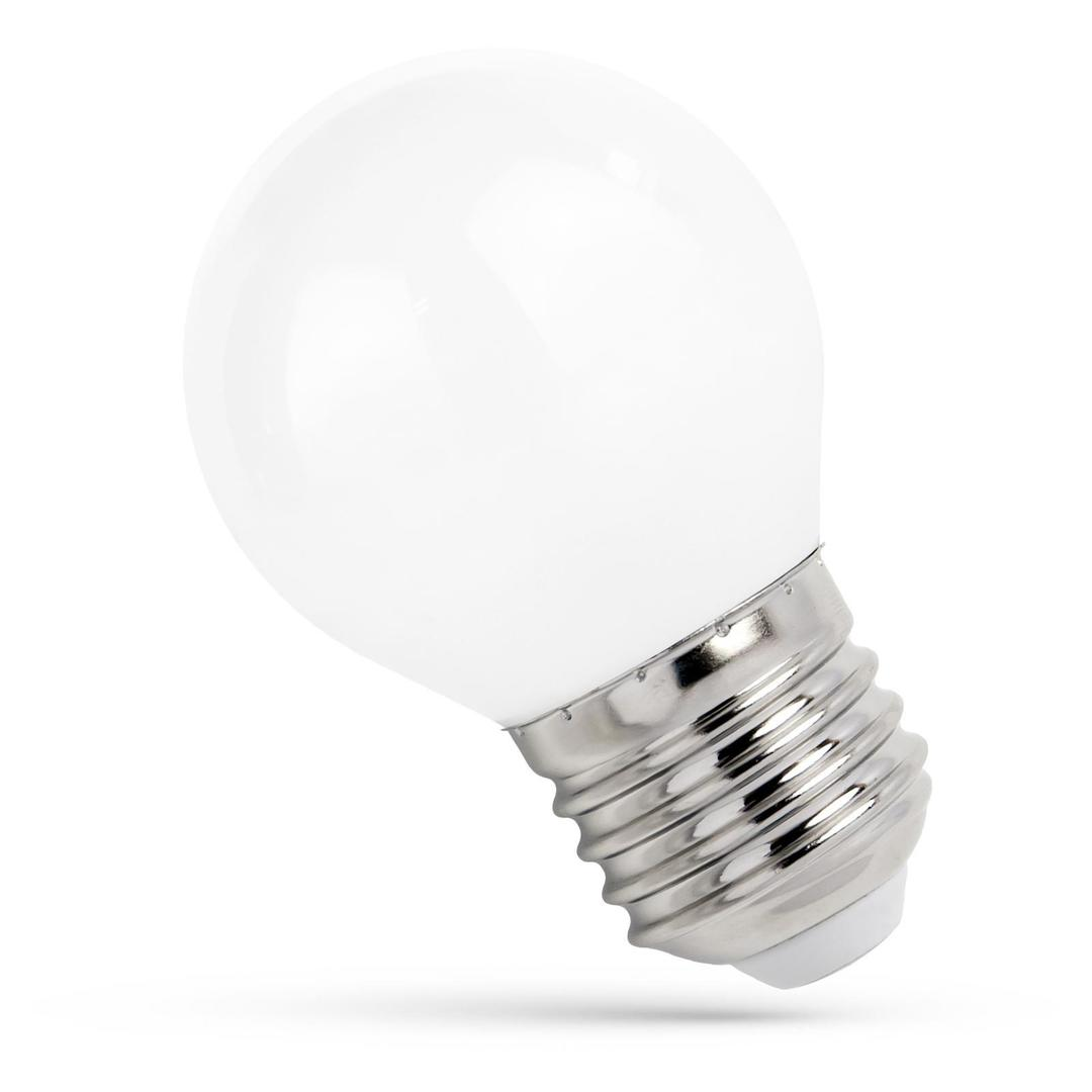 Led Kulka E-27 230v 4w Cog Ww White Spectrum