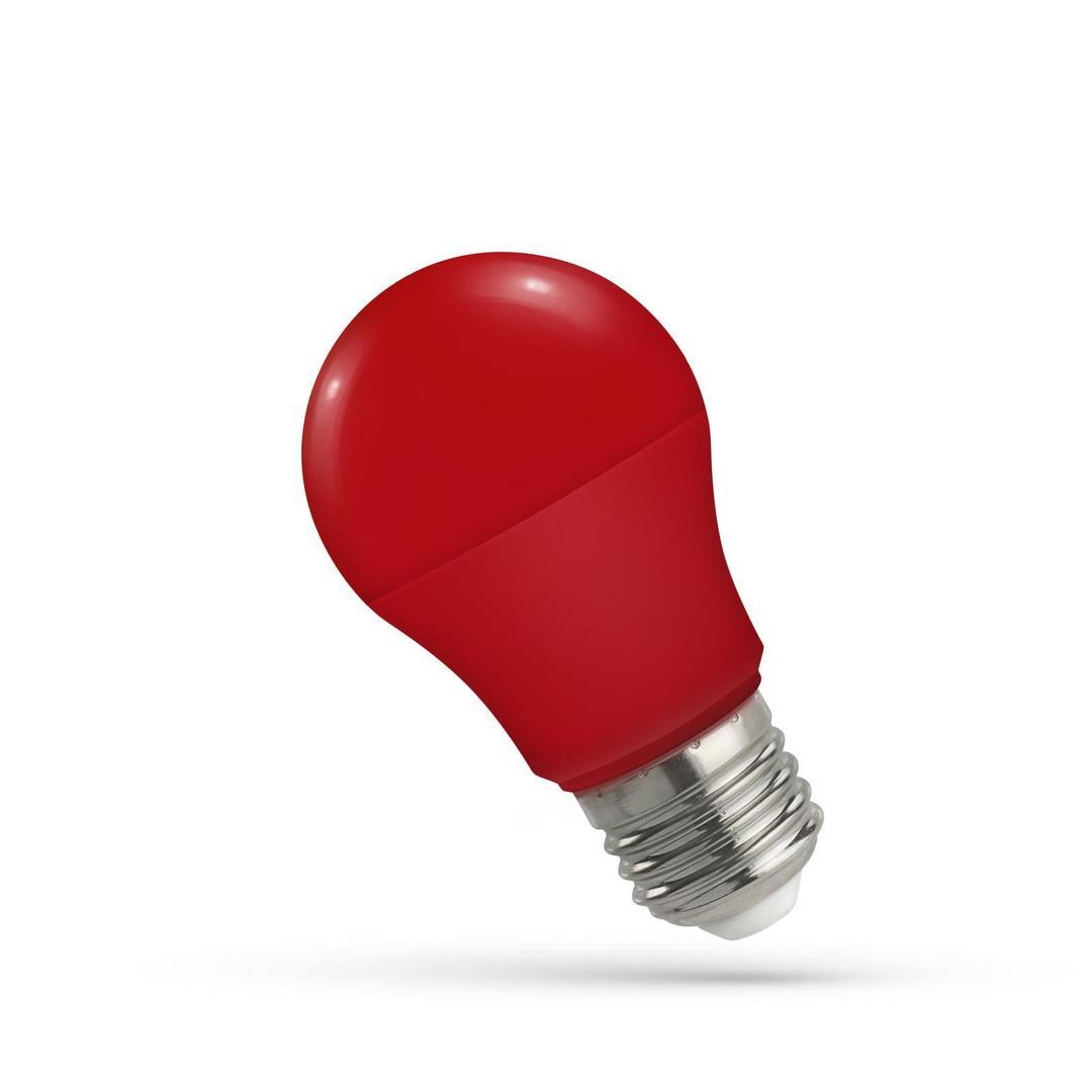 Led Gls E-27 230v 5w Red Spectrum