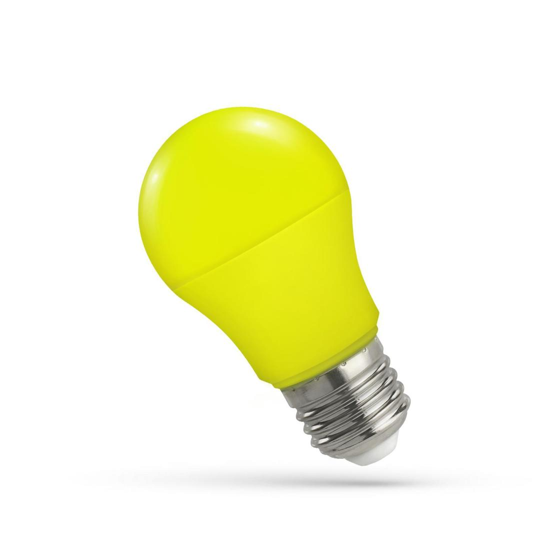Led Gls E-27 230v 5w Yellow Spectrum