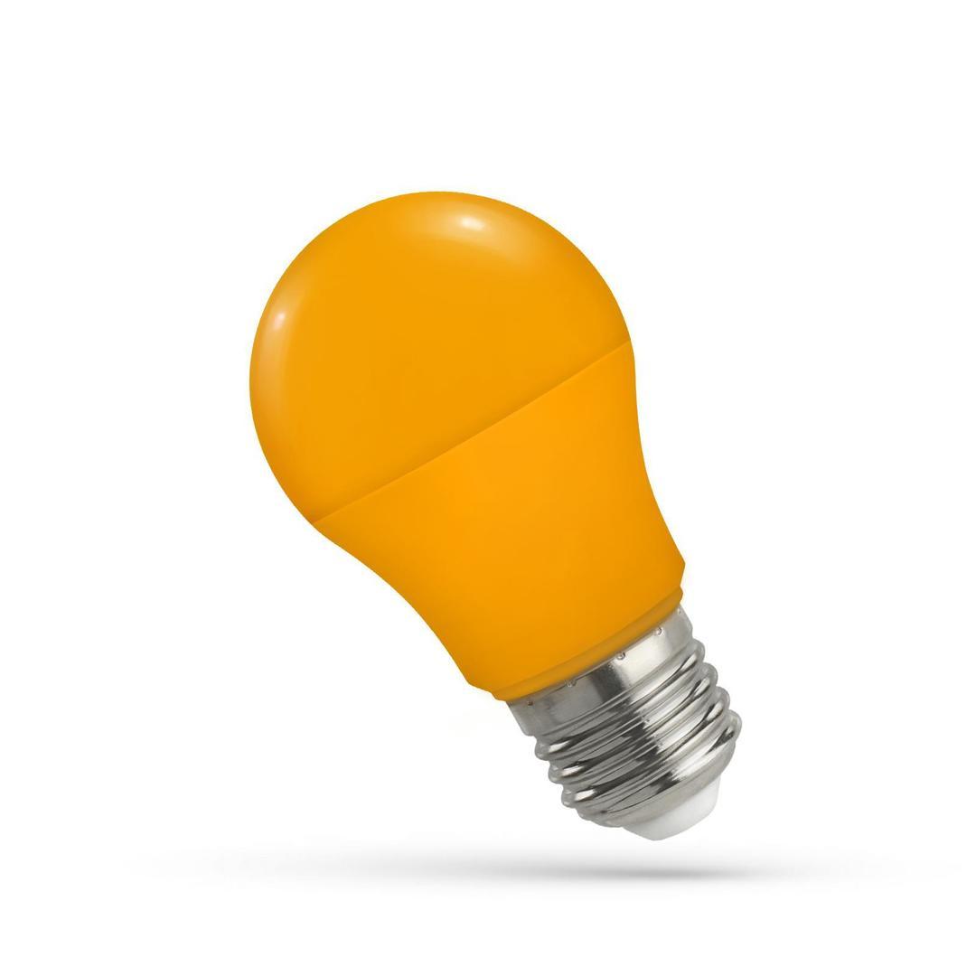 Led Gls E-27 230v 5w Orange Spectrum