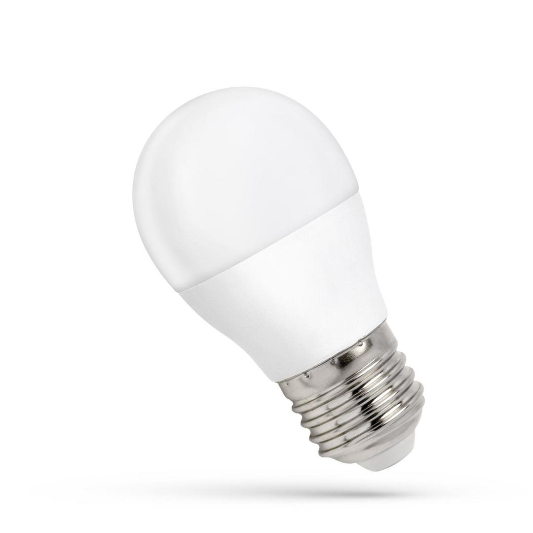 Led Kulka  E-27 230v 8w Cw Spectrum