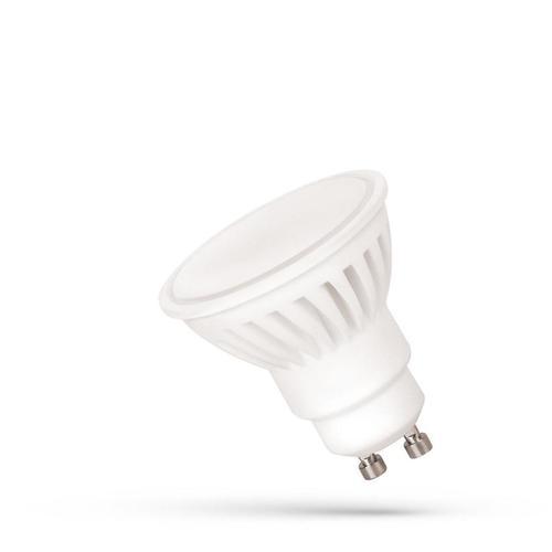Led Gu10 230v 10w Smd Ww Ceramiczna Premium Spectrum