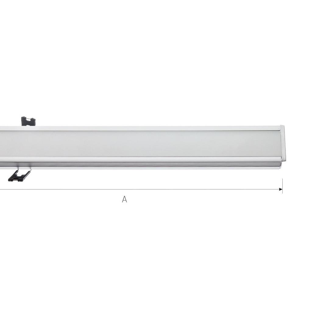 Allday 840 60w 230v 170cm 110st White