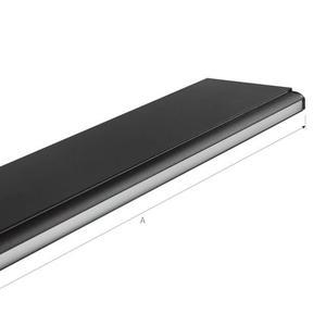 Allday Asymmetric 840 80w 230v 170cm 110st Black small 0