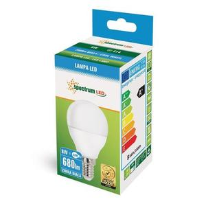 Led Kulka E-14 230v 8w Cw Spectrum small 2