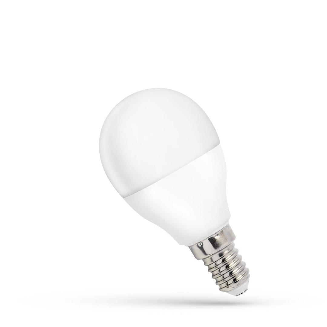 Led Kulka E-14 230v 8w Cw Spectrum