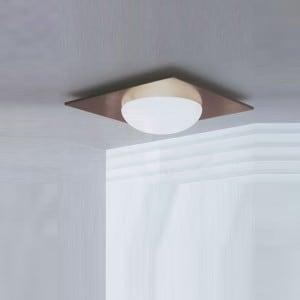 Kinkiet/Plafon Murano Due (Leucos) Gio 40 Wenge 2x75W