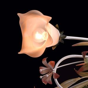 Lampa wisząca Verona Flora 6 Beżowy - 1340506 small 4