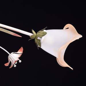 Lampa wisząca Verona Flora 6 Beżowy - 1340506 small 7