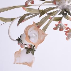 Lampa wisząca Verona Flora 6 Beżowy - 1340506 small 8