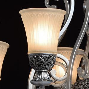 Lampa wisząca Bologna Country 11 Srebrny - 254011512 small 4