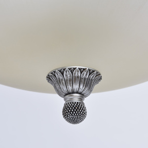Lampa wisząca Bologna Country 11 Srebrny - 254011512 small 5