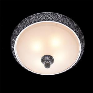 Lampa wisząca Bologna Country 4 Srebrny - 254015304 small 1