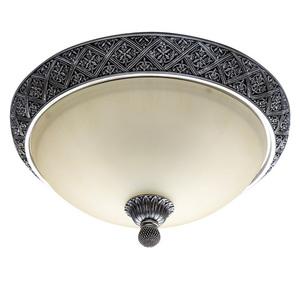 Lampa wisząca Bologna Country 4 Srebrny - 254015304 small 0