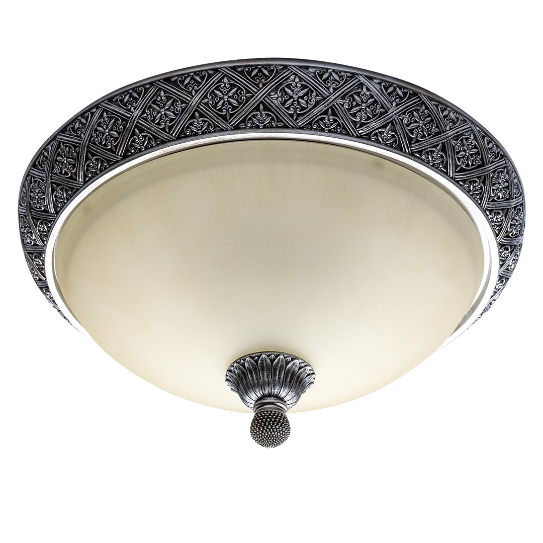 Lampa wisząca Bologna Country 4 Srebrny - 254015304