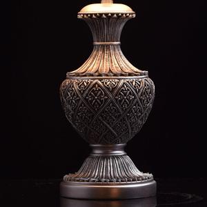 Lampa Stołowa Bologna Country 1 Srebrny - 254031101 small 6