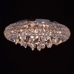Lampa wisząca Venezia Crystal 7 Chrom - 276014207 small 2