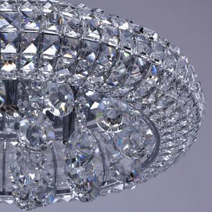 Lampa wisząca Venezia Crystal 7 Chrom - 276014207 small 8