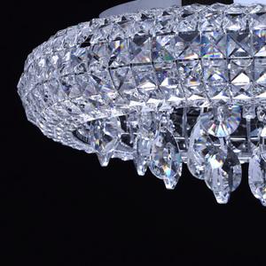 Lampa wisząca Venezia Crystal 7 Chrom - 276014207 small 9
