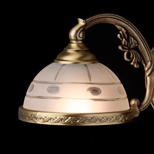 Kinkiet Amanda Classic 1 Mosiądz - 295021201 small 4