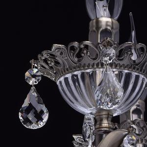 Żyrandol Candle Classic 6 Mosiądz - 301015006 small 14