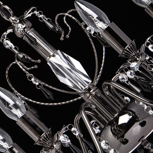 Lampa wisząca Barcelona Classic 5 Czarny - 313010105 small 9