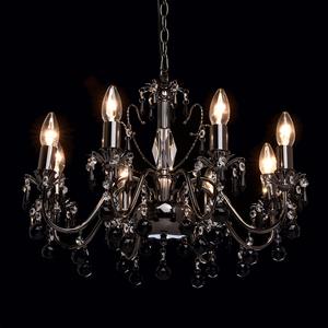 Lampa wisząca Barcelona Classic 8 Czarny - 313010208 small 2