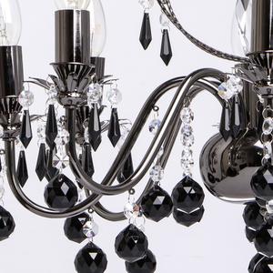 Lampa wisząca Barcelona Classic 8 Czarny - 313010208 small 5
