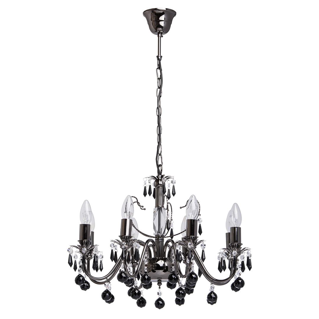 Lampa wisząca Barcelona Classic 8 Czarny - 313010208