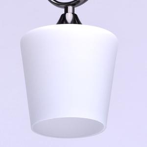 Lampa wisząca Porto Megapolis 5 Chrom - 315011205 small 3