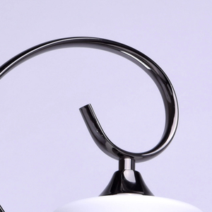 Lampa wisząca Porto Megapolis 5 Chrom - 315011205 small 5