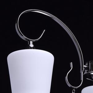Lampa wisząca Porto Megapolis 5 Chrom - 315011205 small 6