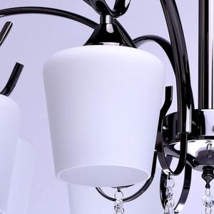 Lampa wisząca Porto Megapolis 8 Chrom - 315011308 small 3