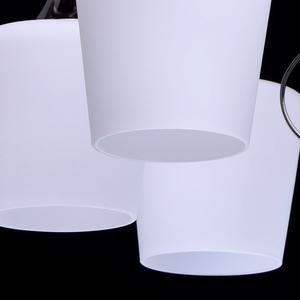 Lampa wisząca Porto Megapolis 8 Chrom - 315011308 small 7
