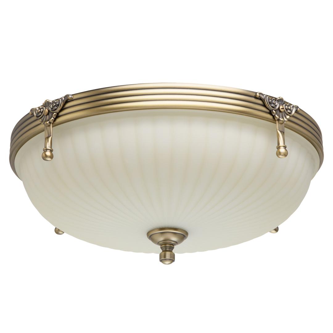 Lampa wisząca Aphrodite Classic 3 Mosiądz - 317011303