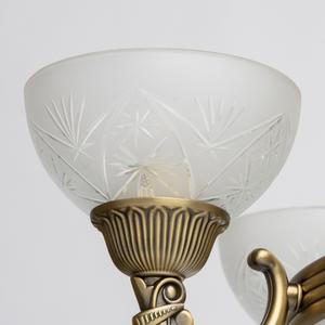Lampa wisząca Aphrodite Classic 5 Mosiądz - 317013308 small 3