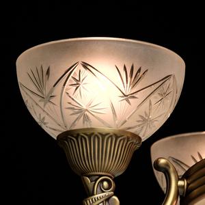 Lampa wisząca Aphrodite Classic 5 Mosiądz - 317013308 small 4