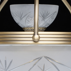 Lampa wisząca Aphrodite Classic 5 Mosiądz - 317013308 small 10