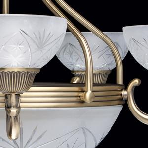 Lampa wisząca Aphrodite Classic 5 Mosiądz - 317013308 small 12