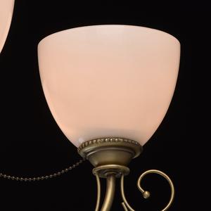 Lampa wisząca Felice Classic 8 Mosiądz - 347016608 small 4