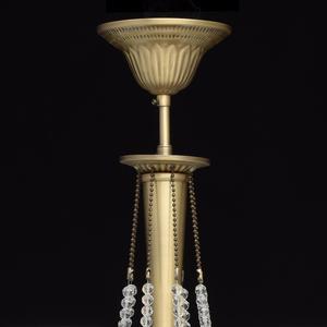 Lampa wisząca Felice Classic 8 Mosiądz - 347016608 small 13