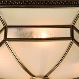 Lampa wisząca Marquis Country 3 Mosiądz - 397010103 small 5