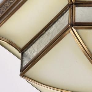 Lampa wisząca Marquis Country 3 Mosiądz - 397010103 small 8