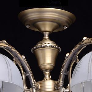Lampa wisząca Ariadna Classic 5 Mosiądz - 450010905 small 7