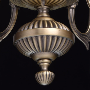 Lampa wisząca Ariadna Classic 5 Mosiądz - 450010905 small 9