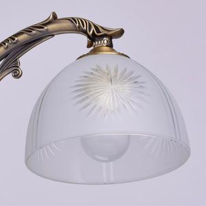 Lampa wisząca Ariadna Classic 3 Mosiądz - 450011503 small 3