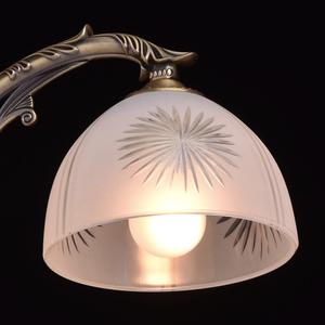 Lampa wisząca Ariadna Classic 3 Mosiądz - 450011503 small 4