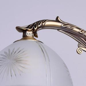 Lampa wisząca Ariadna Classic 3 Mosiądz - 450011503 small 7